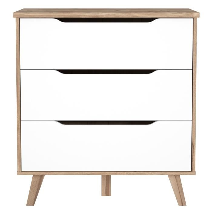 LENNY - Chest of 3 drawers - Move & Rent